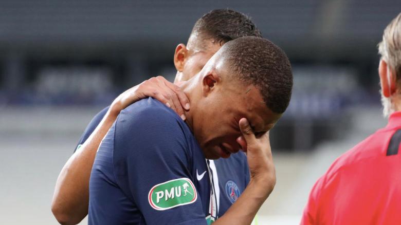 El PSG confirma lo peor, Mbappé se perderá los cuartos de final de la 'Champions'