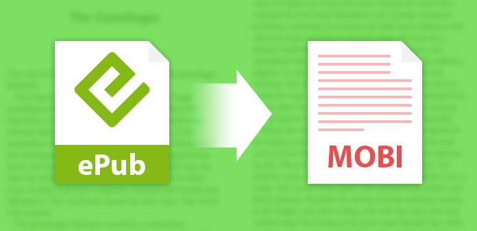Conversión de libros electrónicos en línea: Epub a Mobi